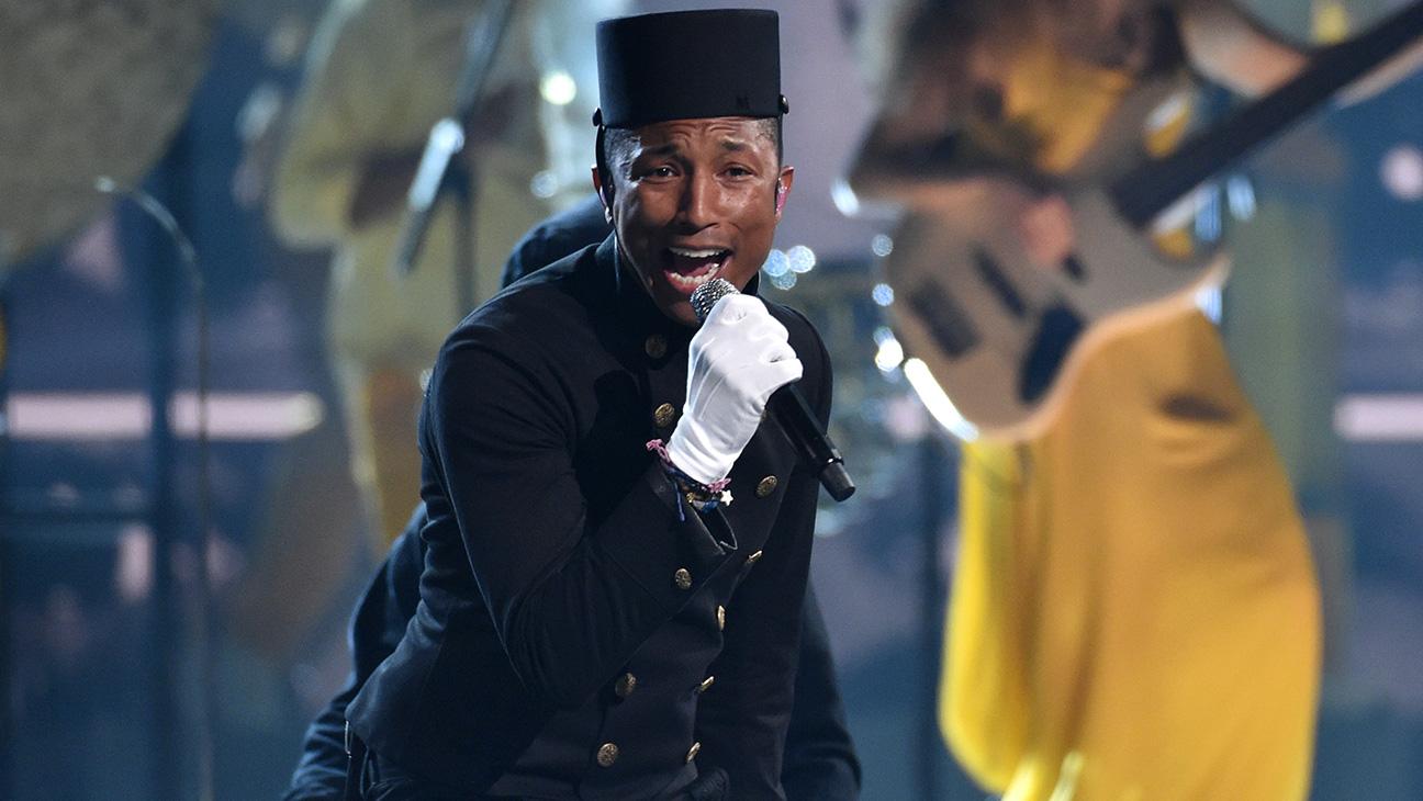 Pharrell's Tribute to Ferguson