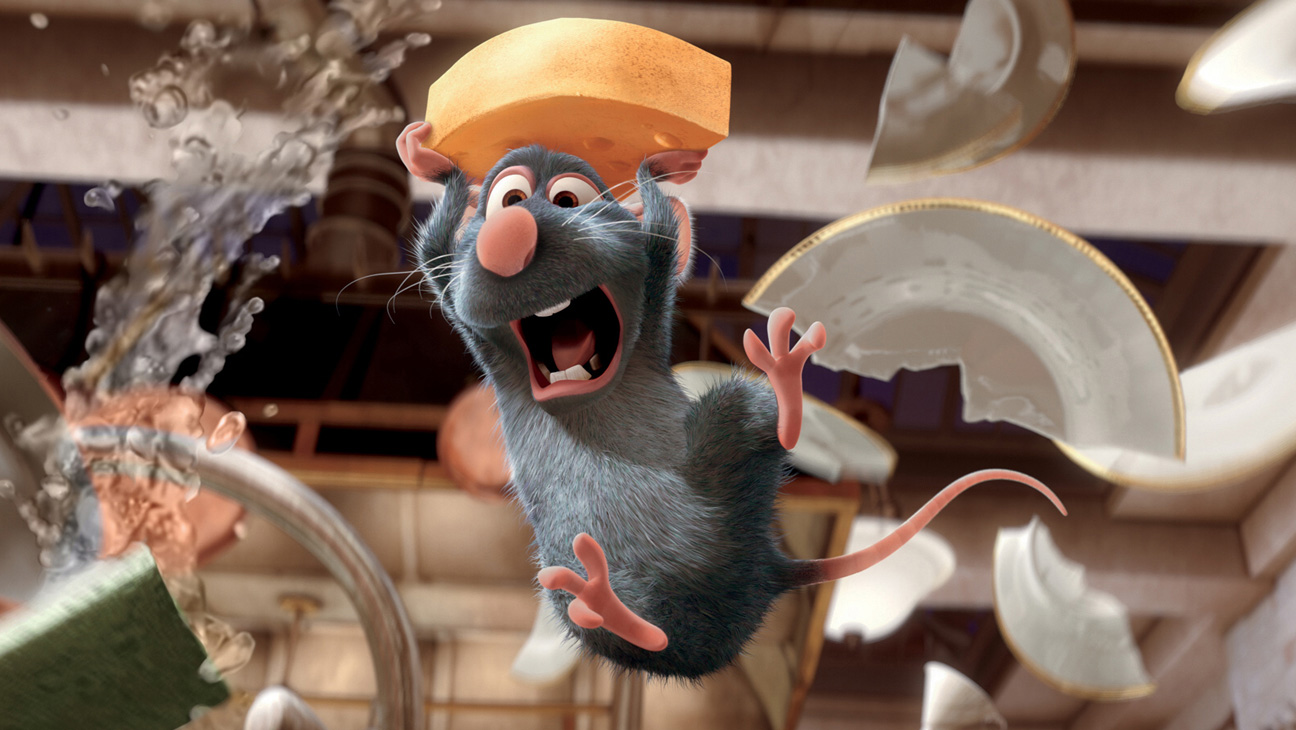 Ratatouille Film Review Hollywood Reporter