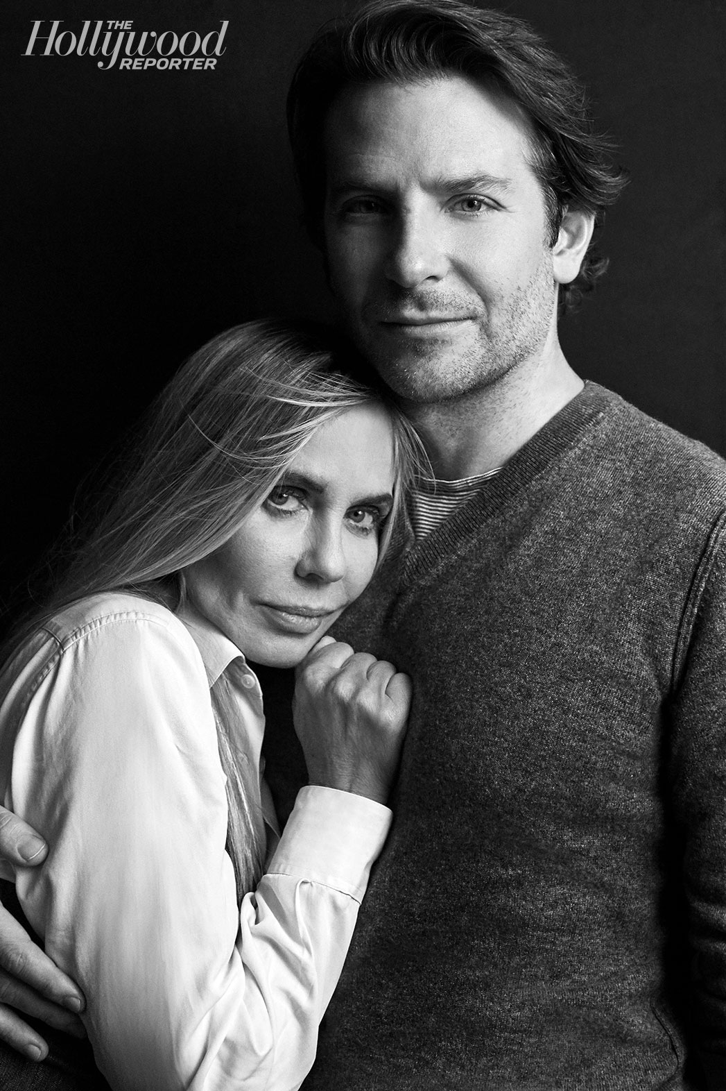 Bradley Cooper and Elizabeth Kemp