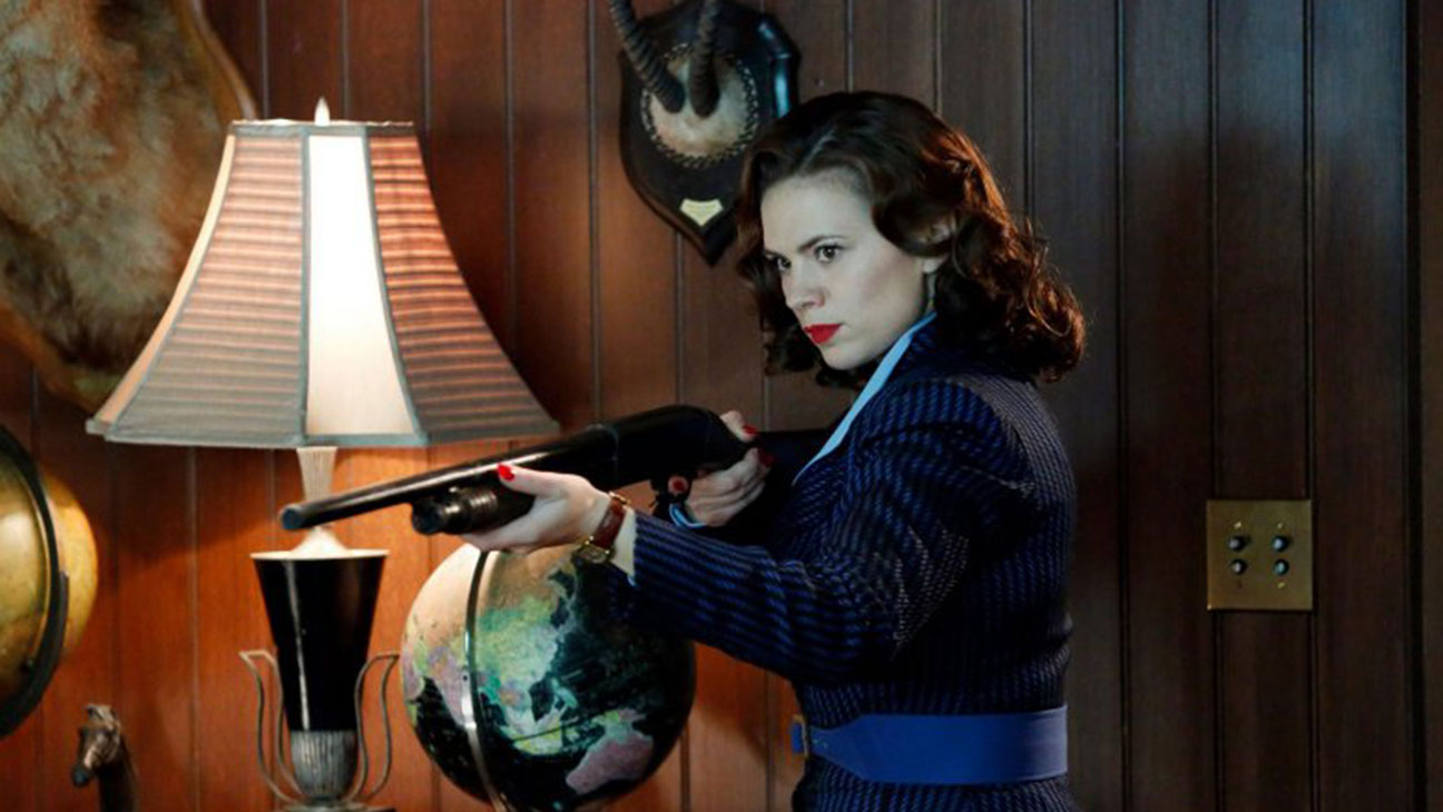 Agent Carter Hayley Atwell 2 - H 2015