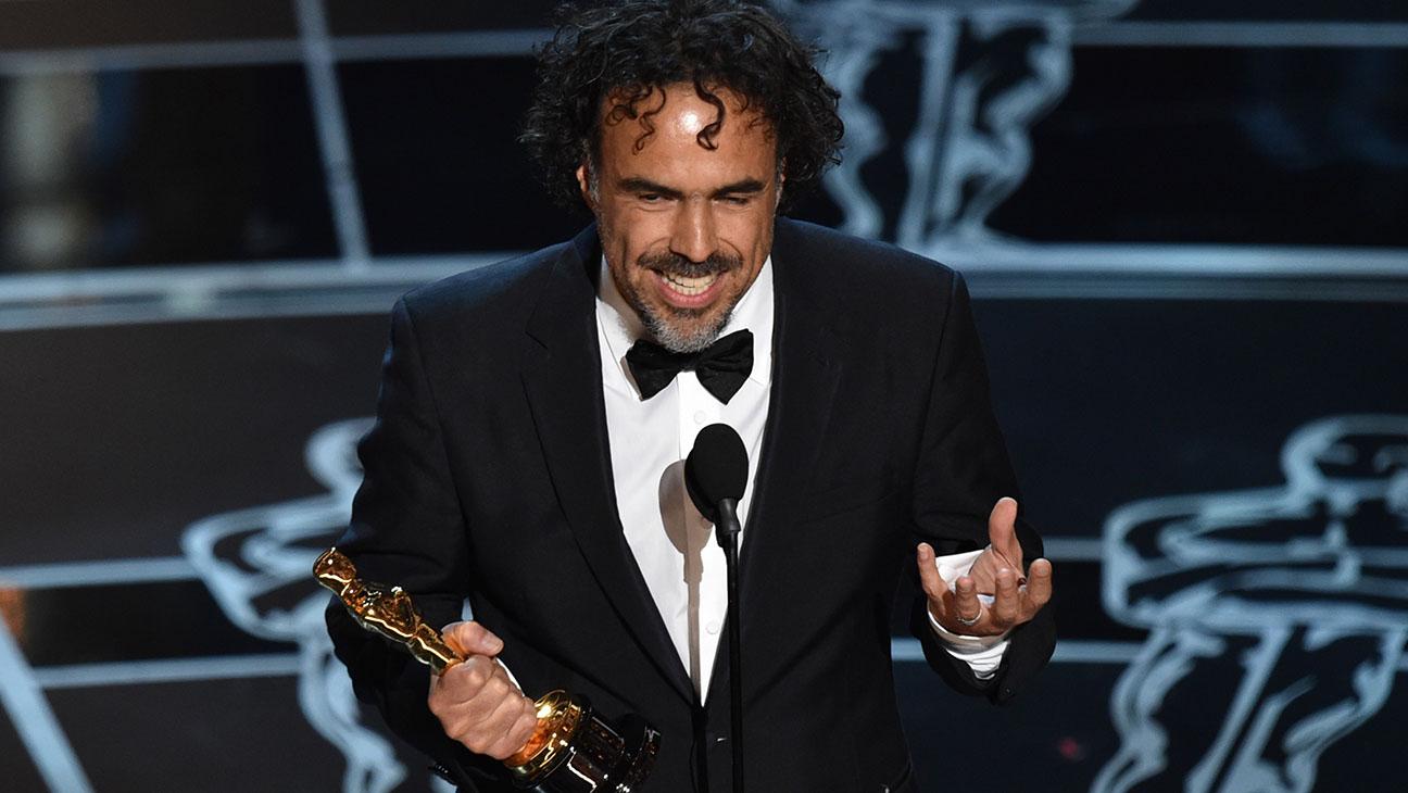 Alejandro G. Inarritu Oscars - H 2015