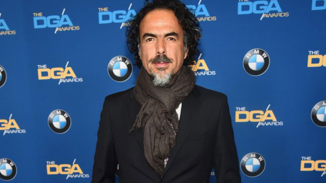 Alejandro G. Inarritu DGA - H 2015