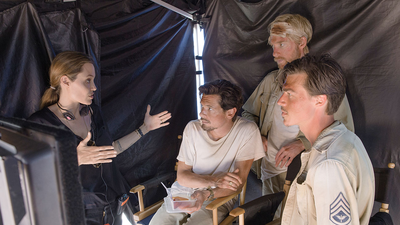Angelina Jolie's Directing Style - H 2015