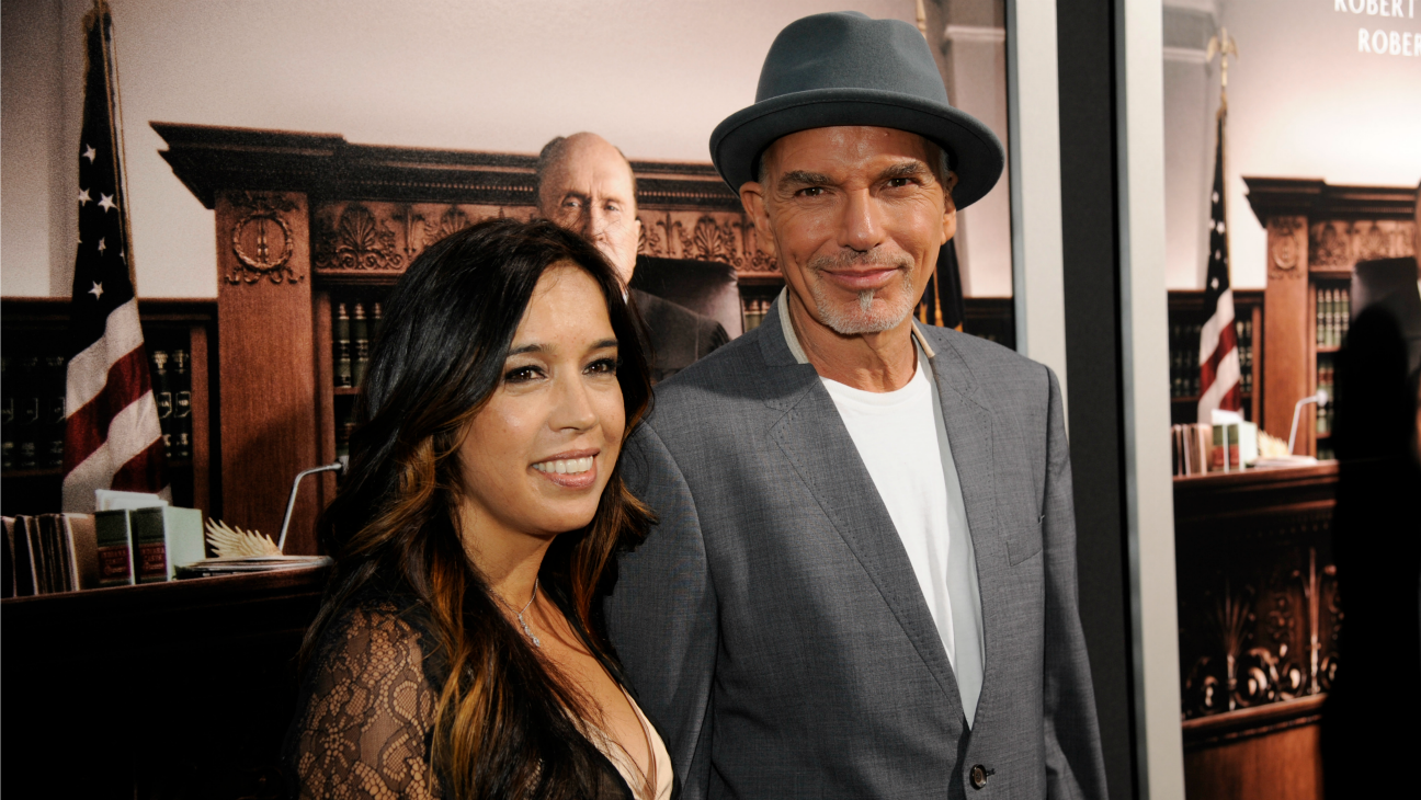 Billy Bob Thornton Connie Angland - H 2015