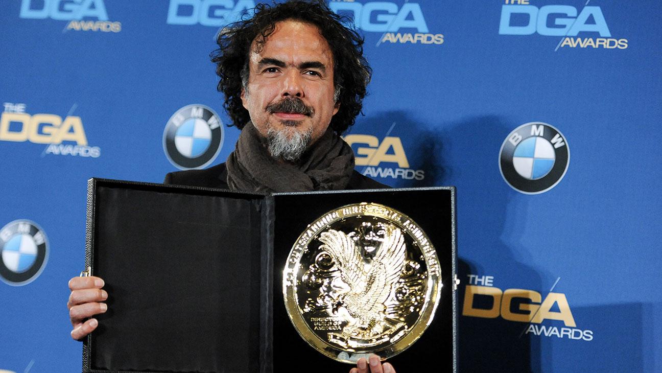 Alejandro G. Inarritu DGA Win - H 2015