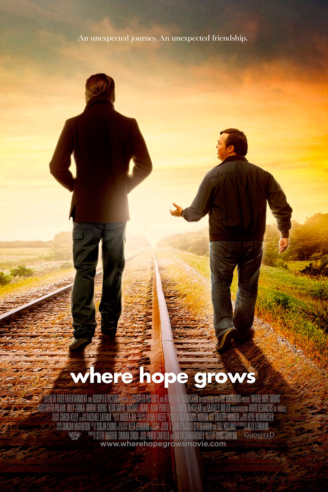 Where Hope Grows Poster - P 2015