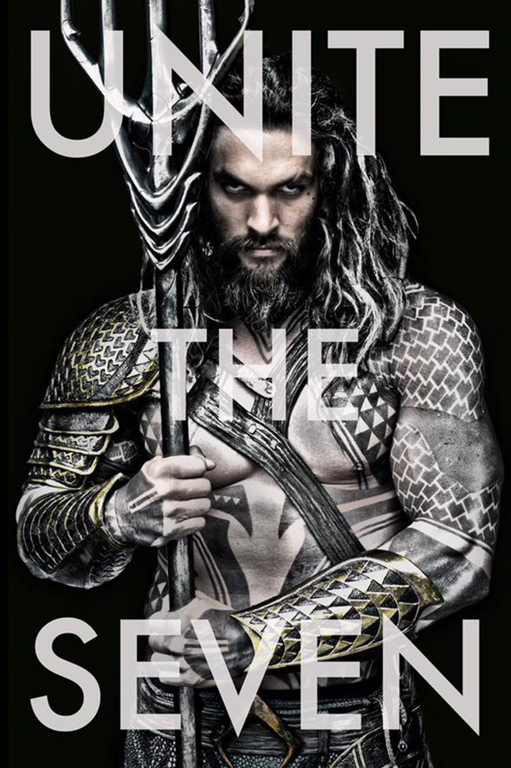Jason Momoa as Aquaman - P 2015