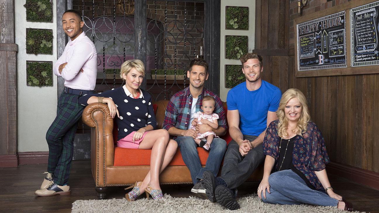 Baby Daddy Season 4 Cast - H 2015