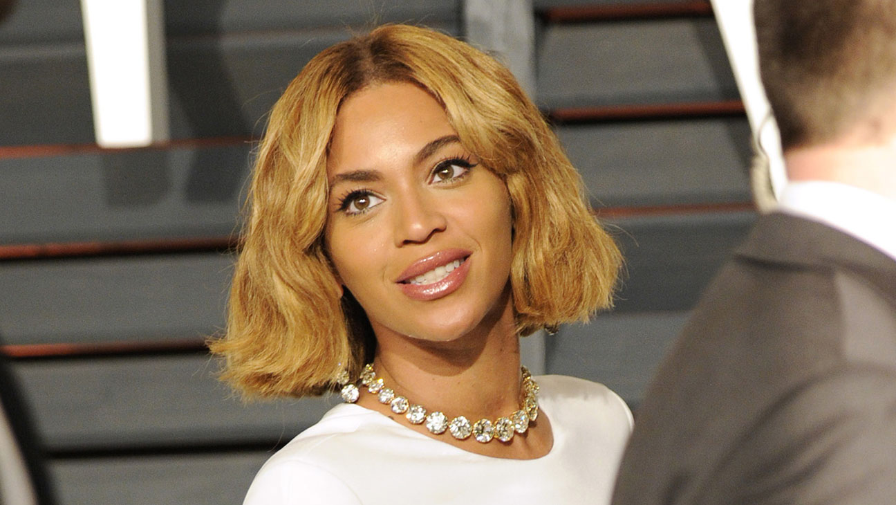 Beyonce Vanity Fair Party - H 2015