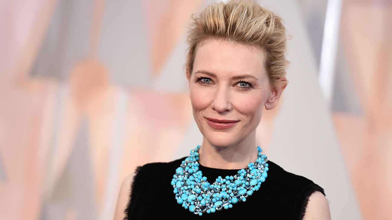 Cate Blanchett Oscars - H 2015