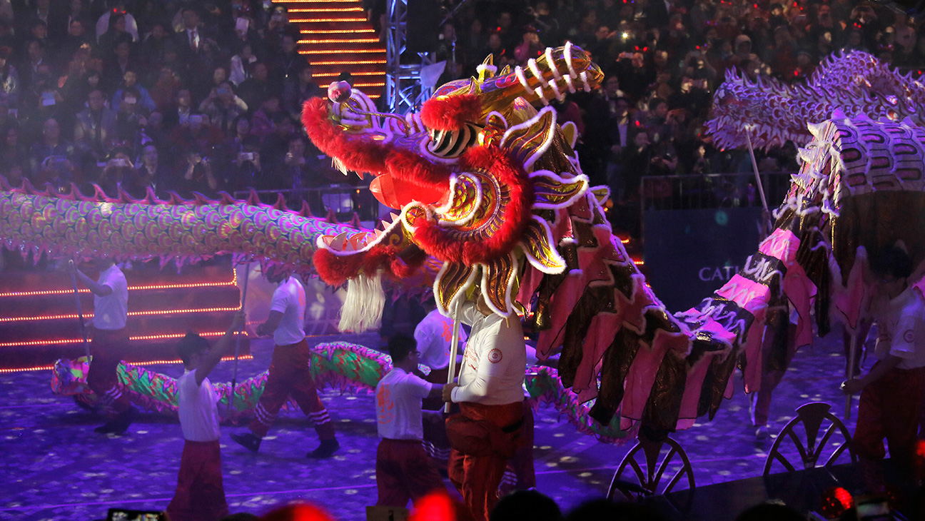 Chinese Lunar New Year - H 2015
