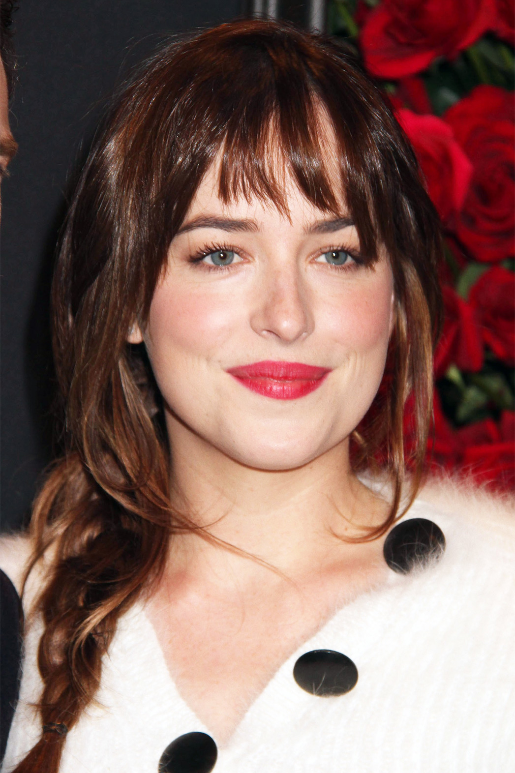 Dakota Johnson 50 Shades of grey NY Screening - P 2015