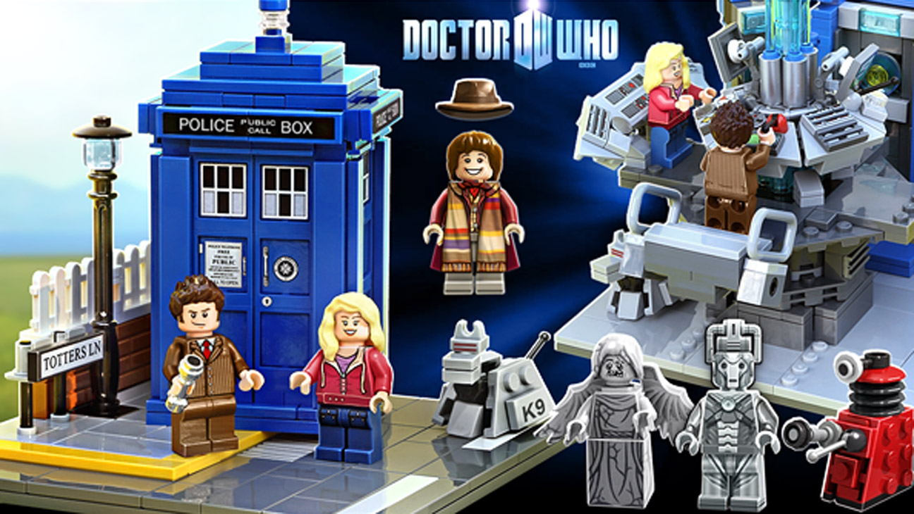 Doctor Who Lego - H 2015