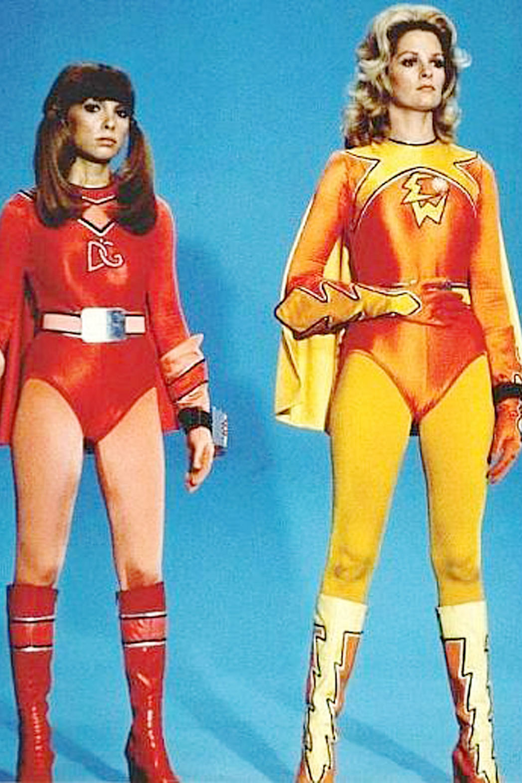 Electra Woman and Dyna Girl Still - P 2015