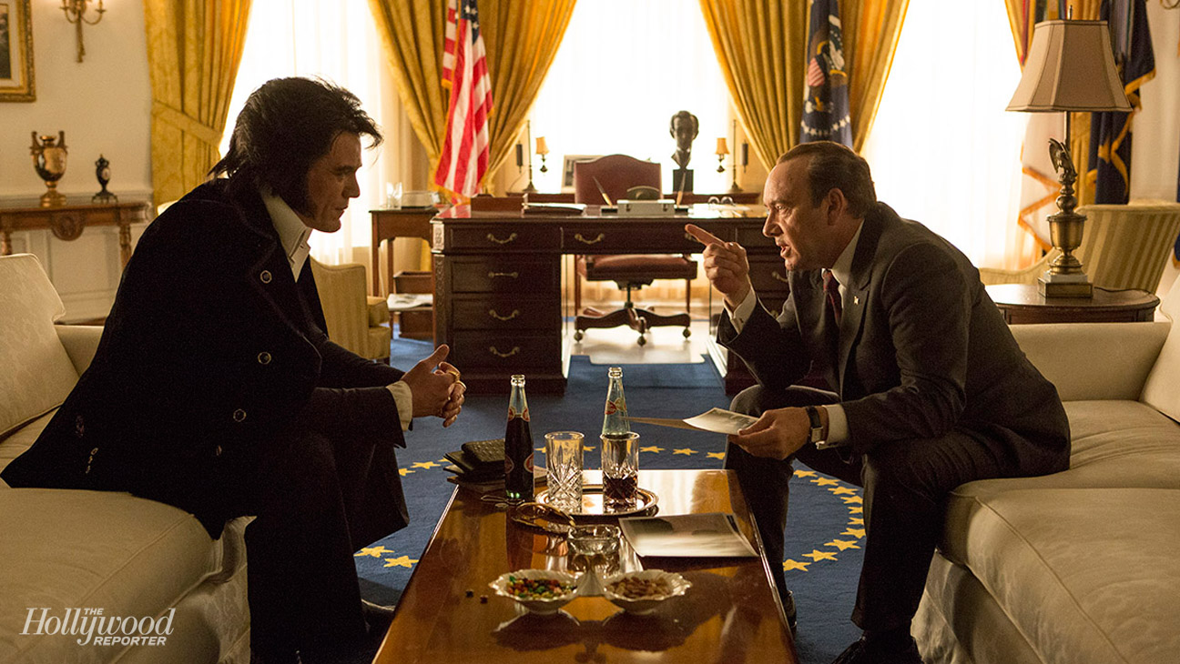 Elvis and Nixon - H 2015