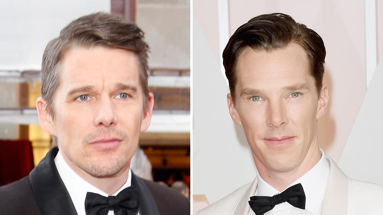 Ethan Hawke, Benedict Cumberbatch Close - Split 2015