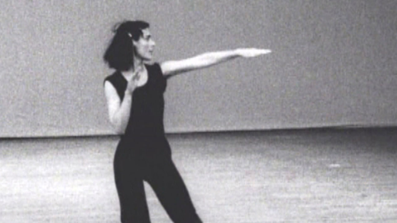 Feelings Are Facts: The Life of Yvonne Rainer Still - H 2015