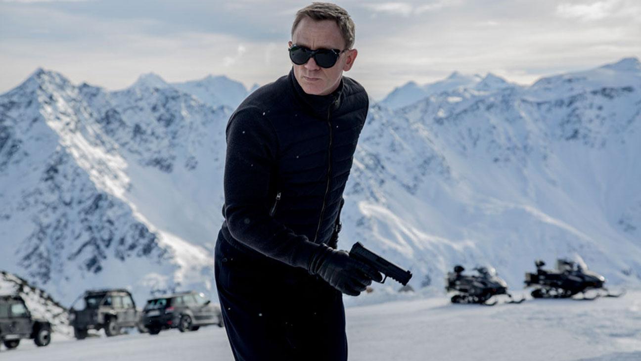 Daniel Craig Spectre - 2015
