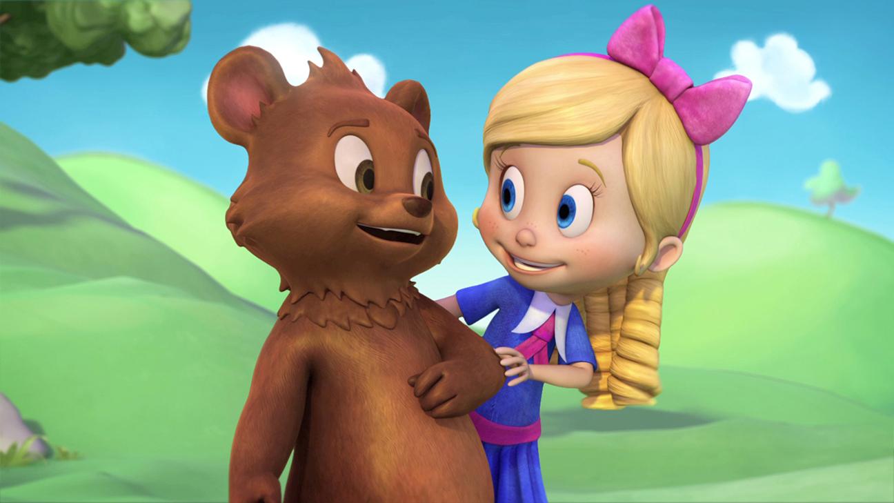 Goldie & Bear Disney Junior - H 2015