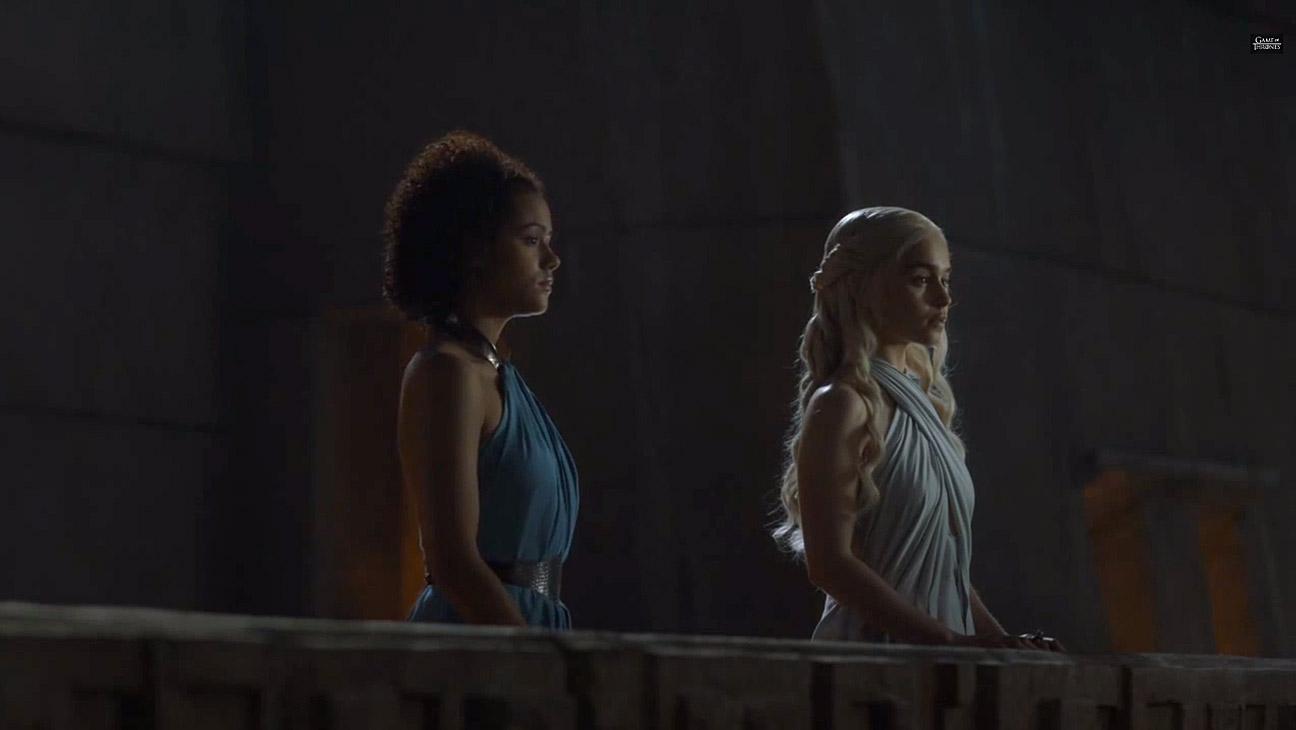 Game of Thrones Deleted Scene Daenerys - H 2015