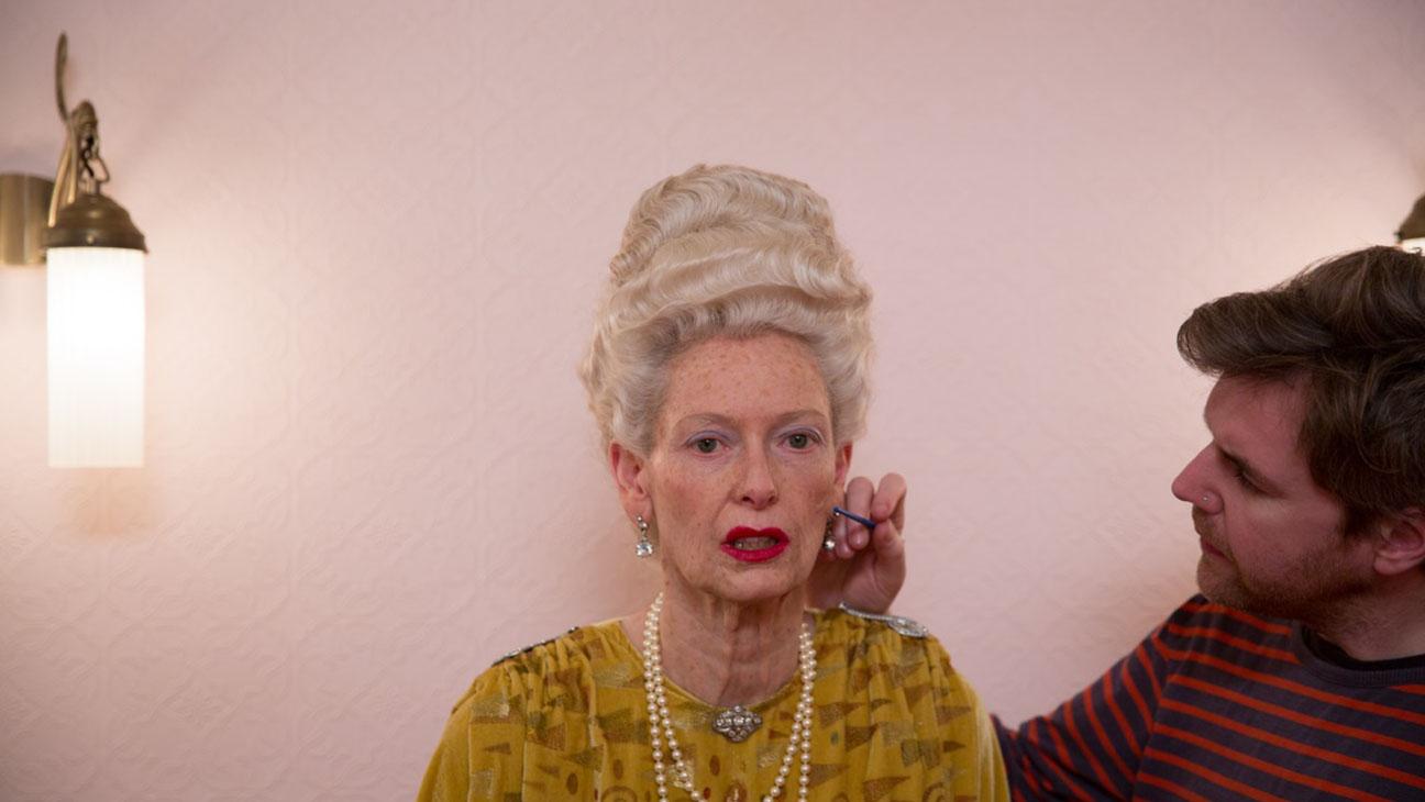 Grand Budapest Hotel Makeup -- H