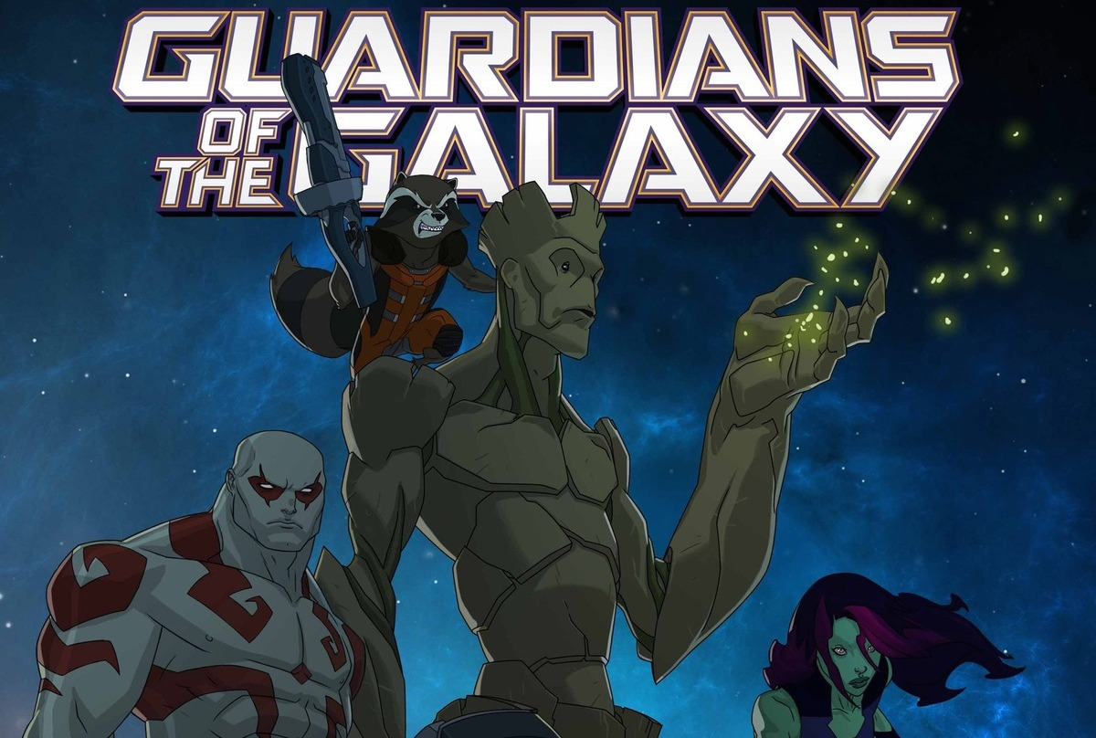 Guardians of the Galaxy Cartoon - H - 2015