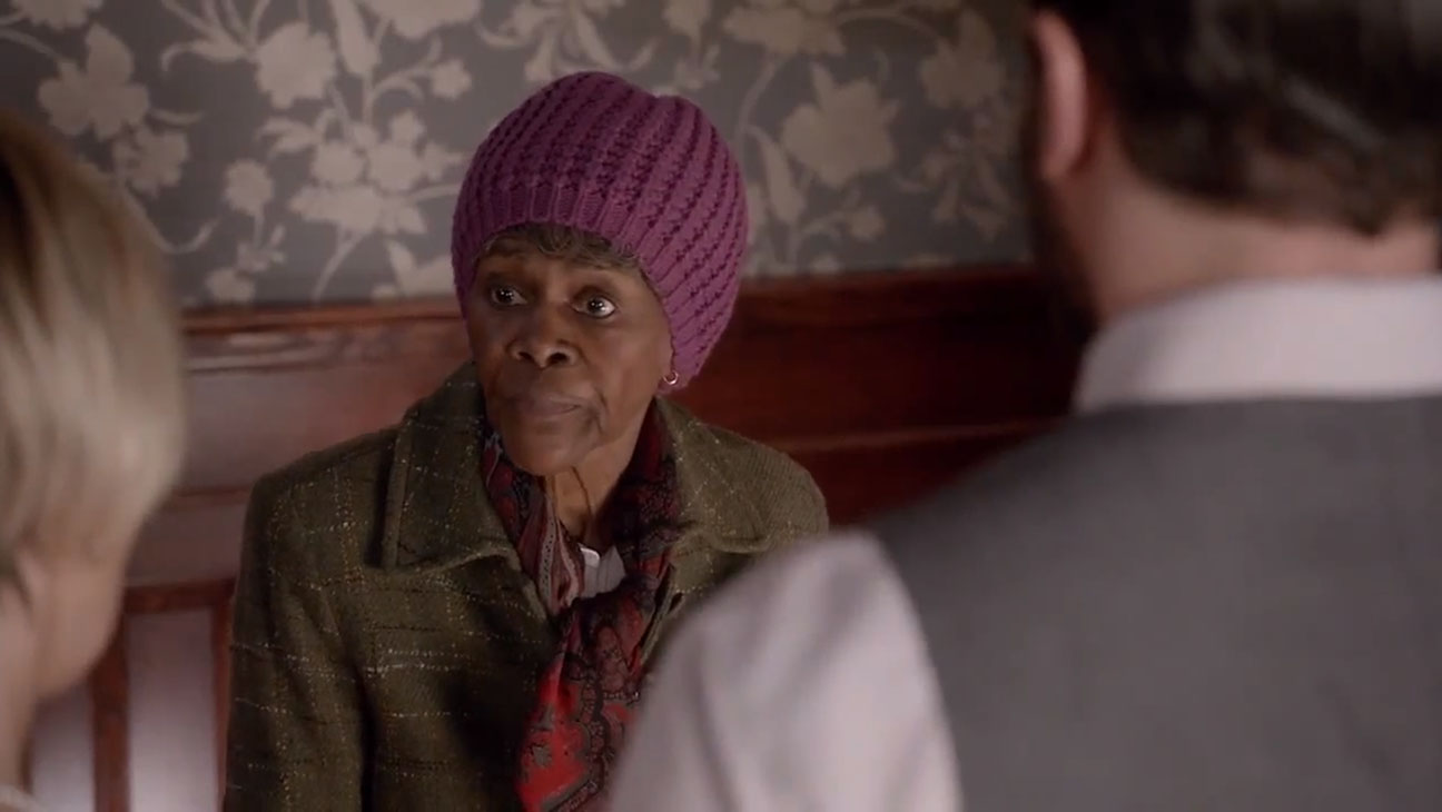 How to Get Away With Murder Cicely Tyson Promo Still - H 2015