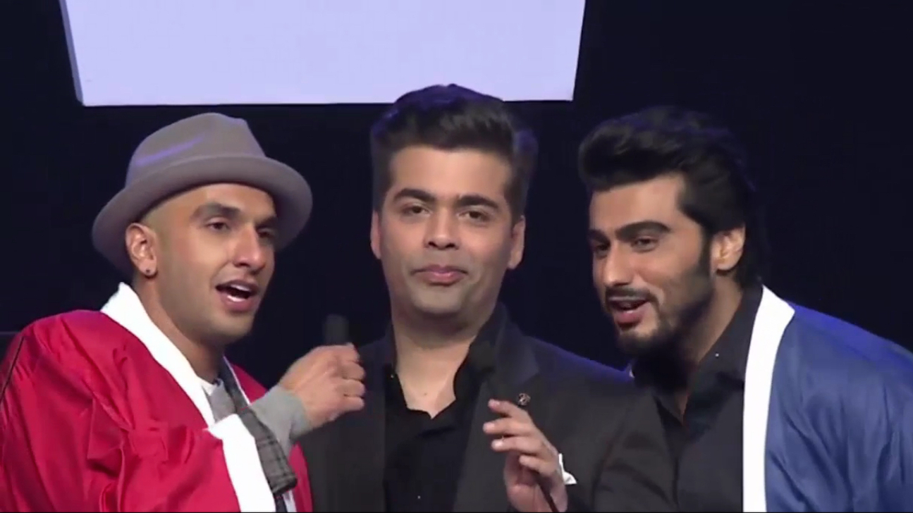 Bollywood Celebrity Roast - H 2015