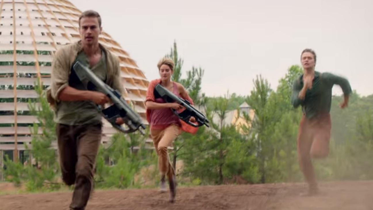 'Insurgent' Trailer Still - H 2015