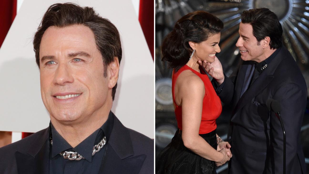 John Travolta Idina - Split