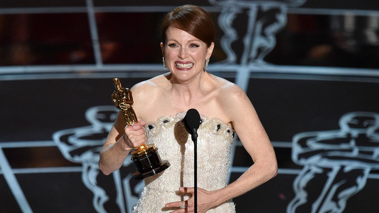 Julianne moore Oscars Win - H 2015