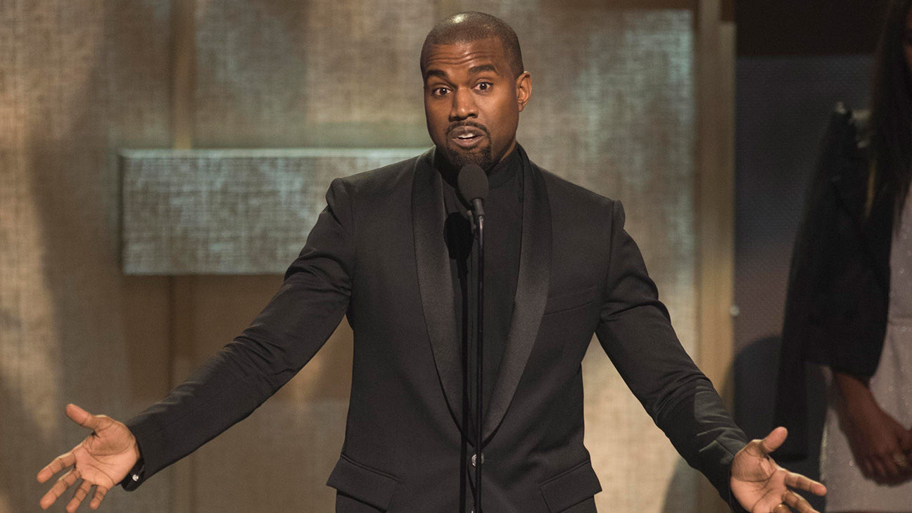 Kanye West BET Honors - H 2015