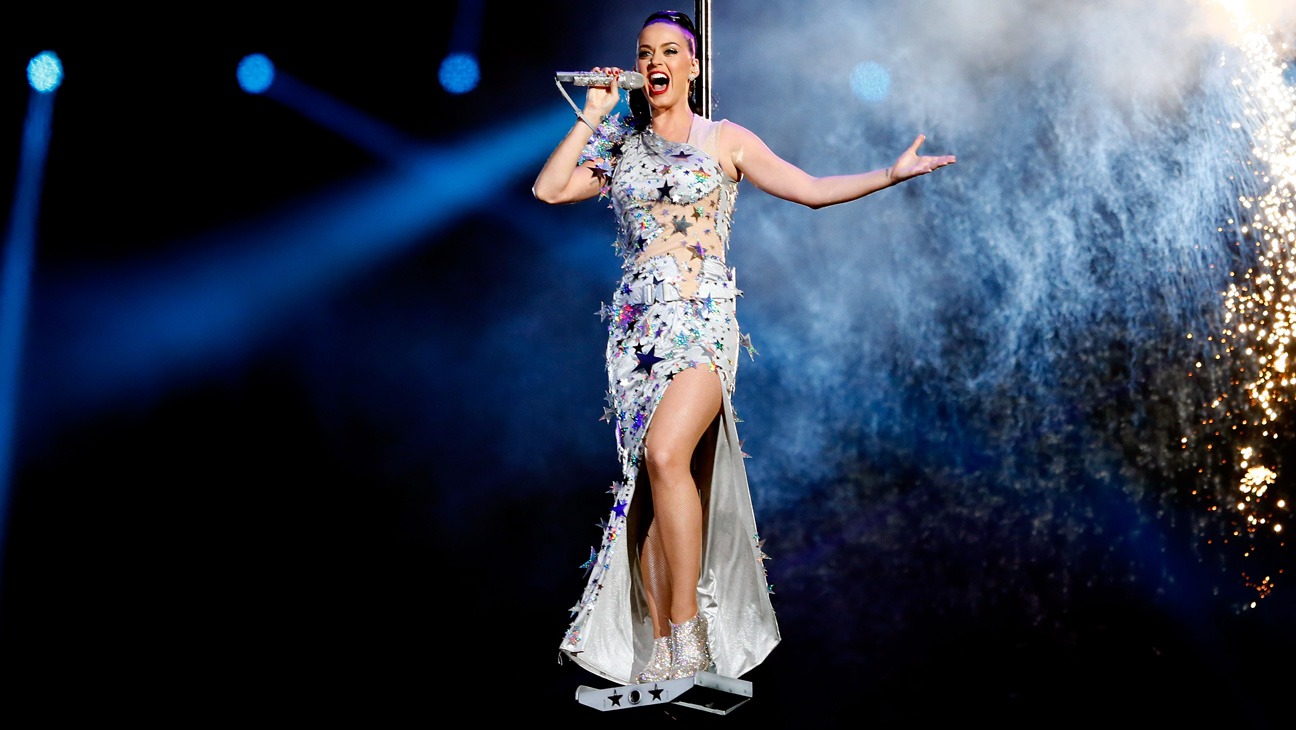 Katy Perry Halftime - H 2015