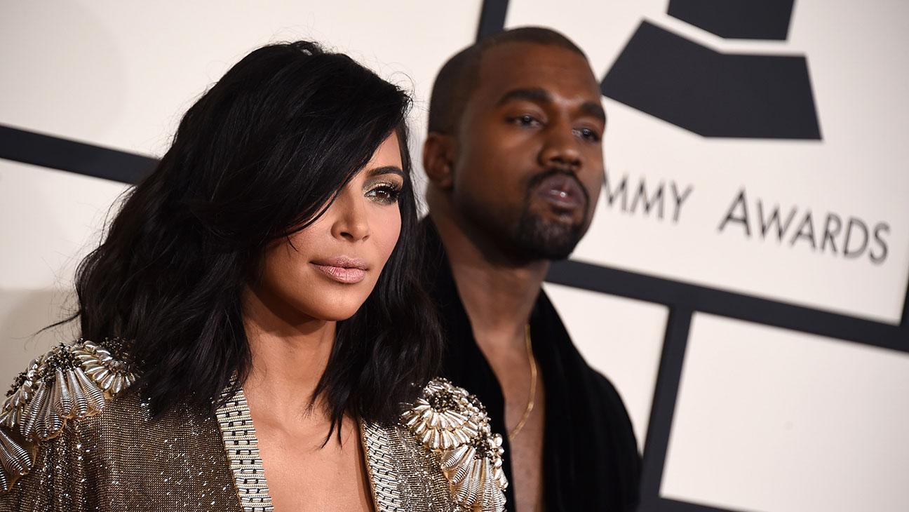 Kim and Kanye - H 2015