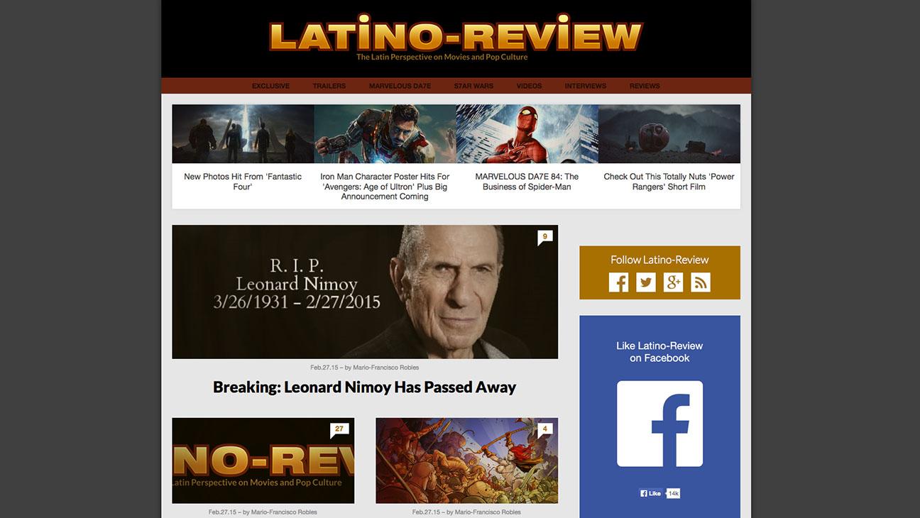 Latino Review - H 2015