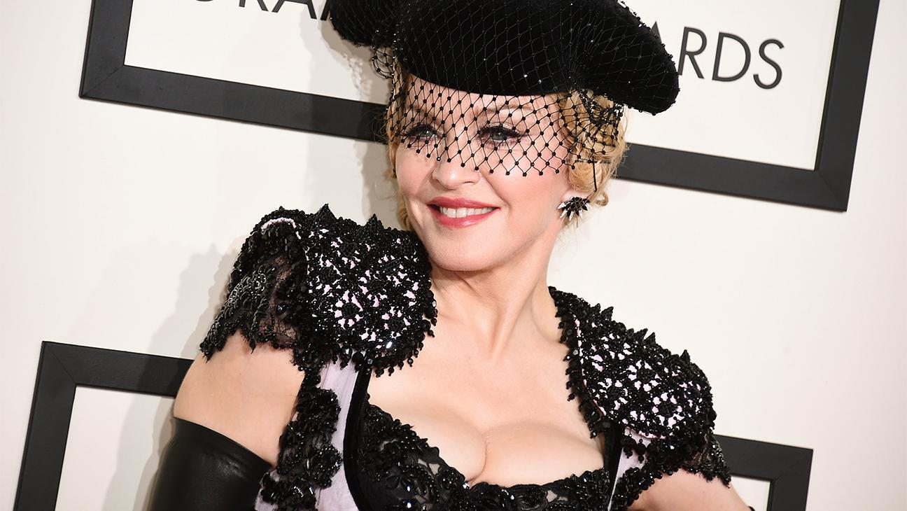 Madonna Grammys 2015 H
