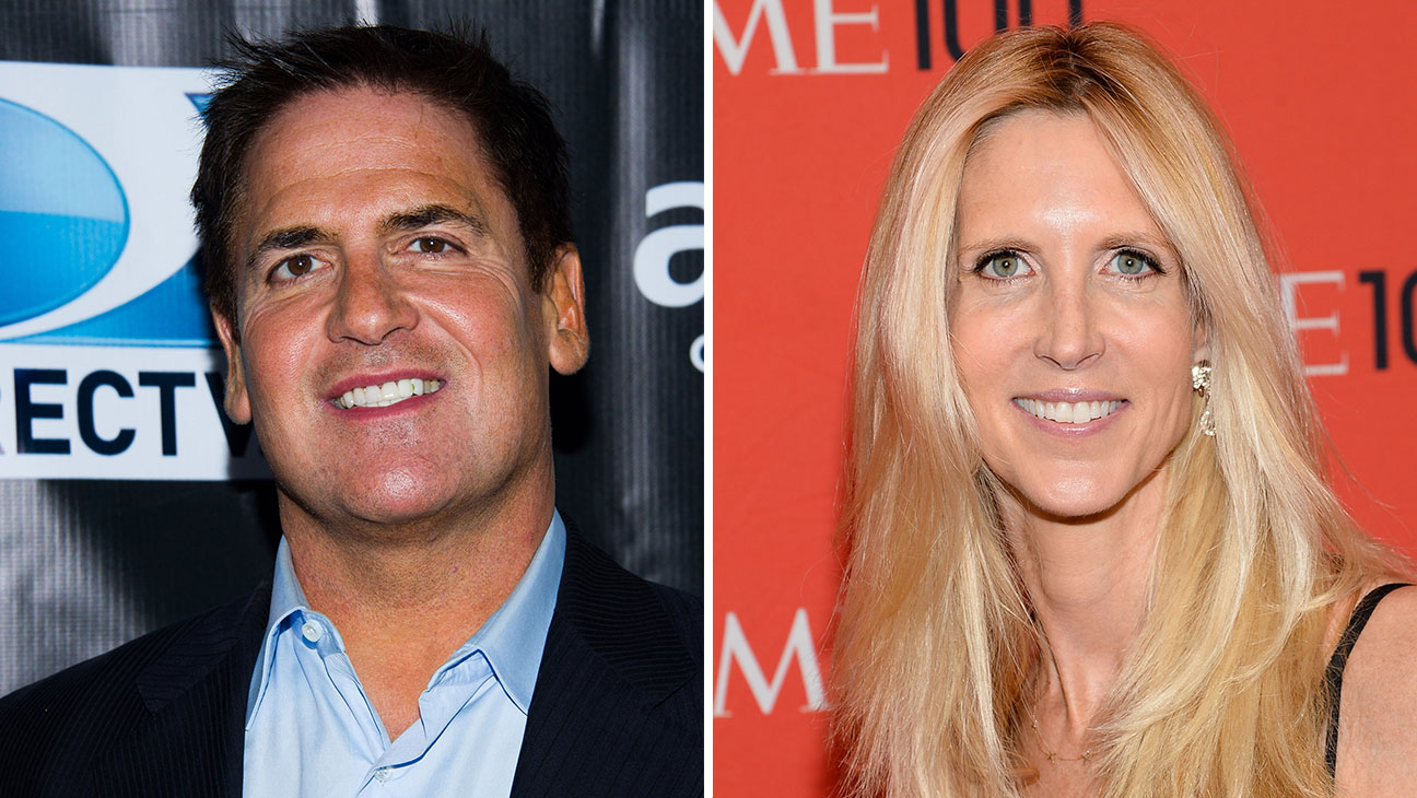 Mark Cuban and Ann Coulter Split - H 2015