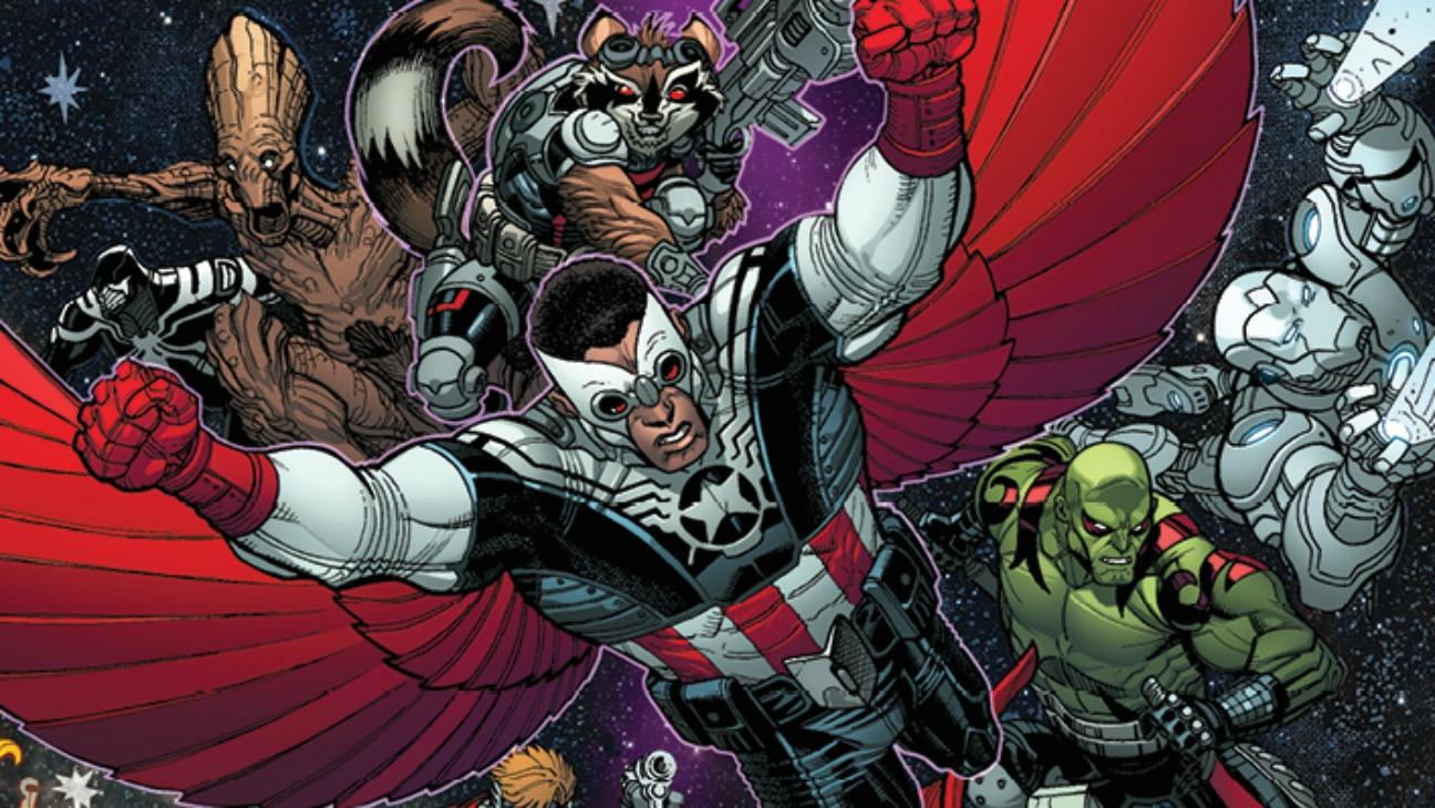 Marvel Guardians Team-Up - H - 2015