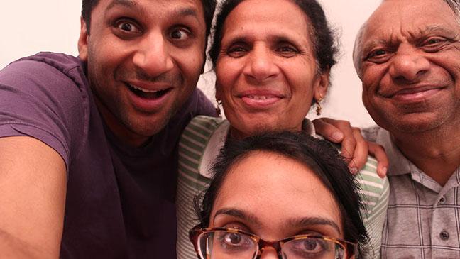 Meet the Patels Still - H 2015