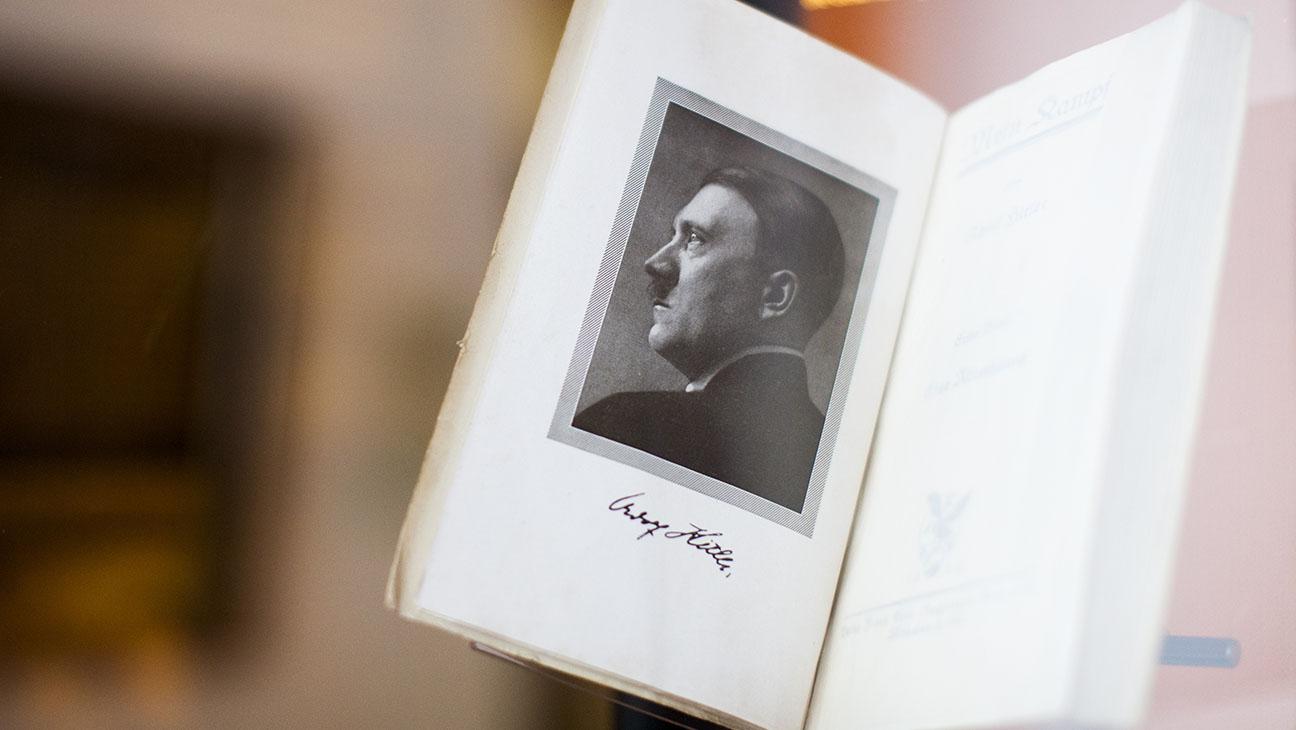 Mein Kampf Book - H 2015