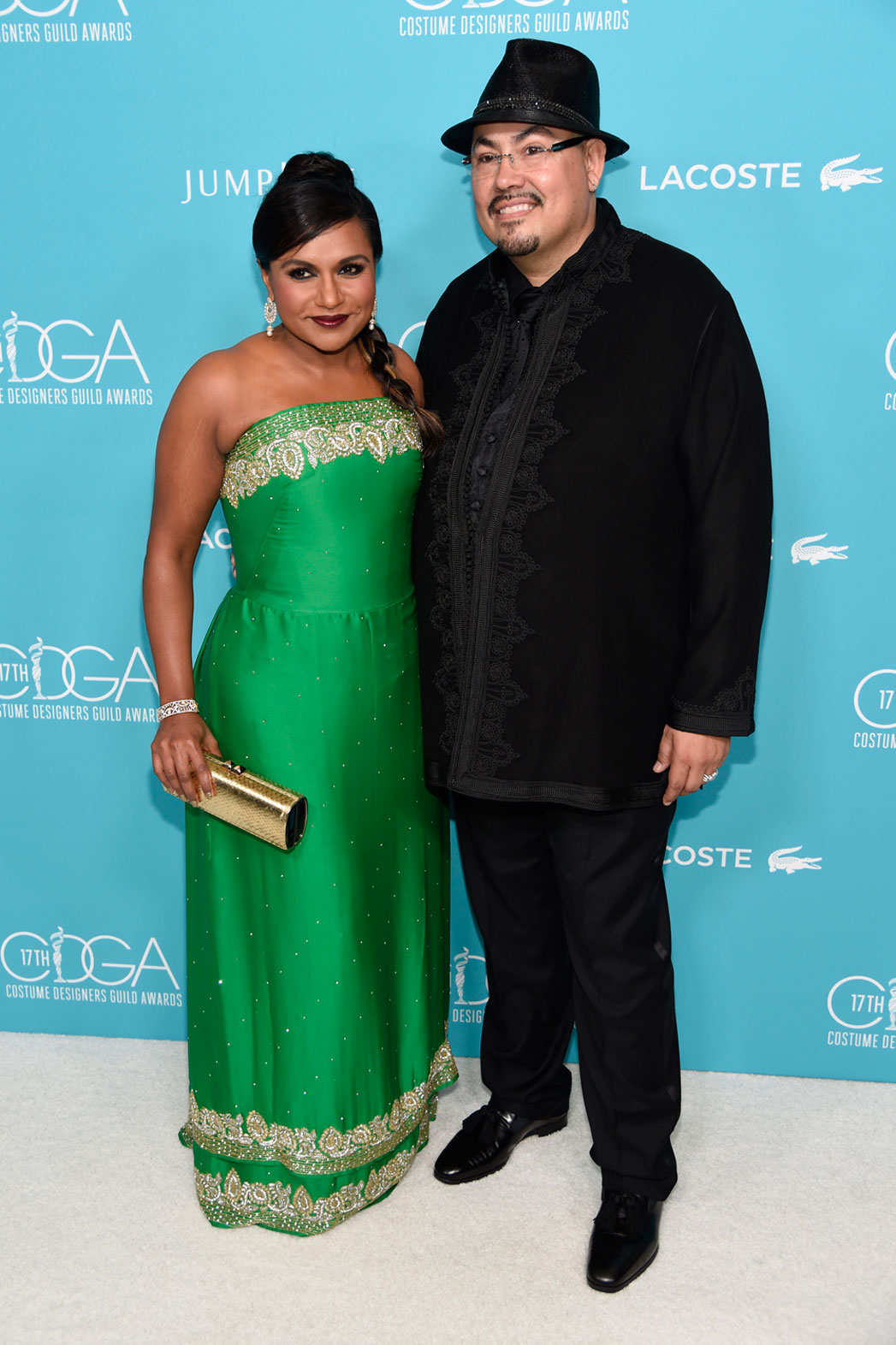 The Story Behind Mindy Kaling S Costume Designers Guild Awards Dress Exclusive Hollywood Reporter
