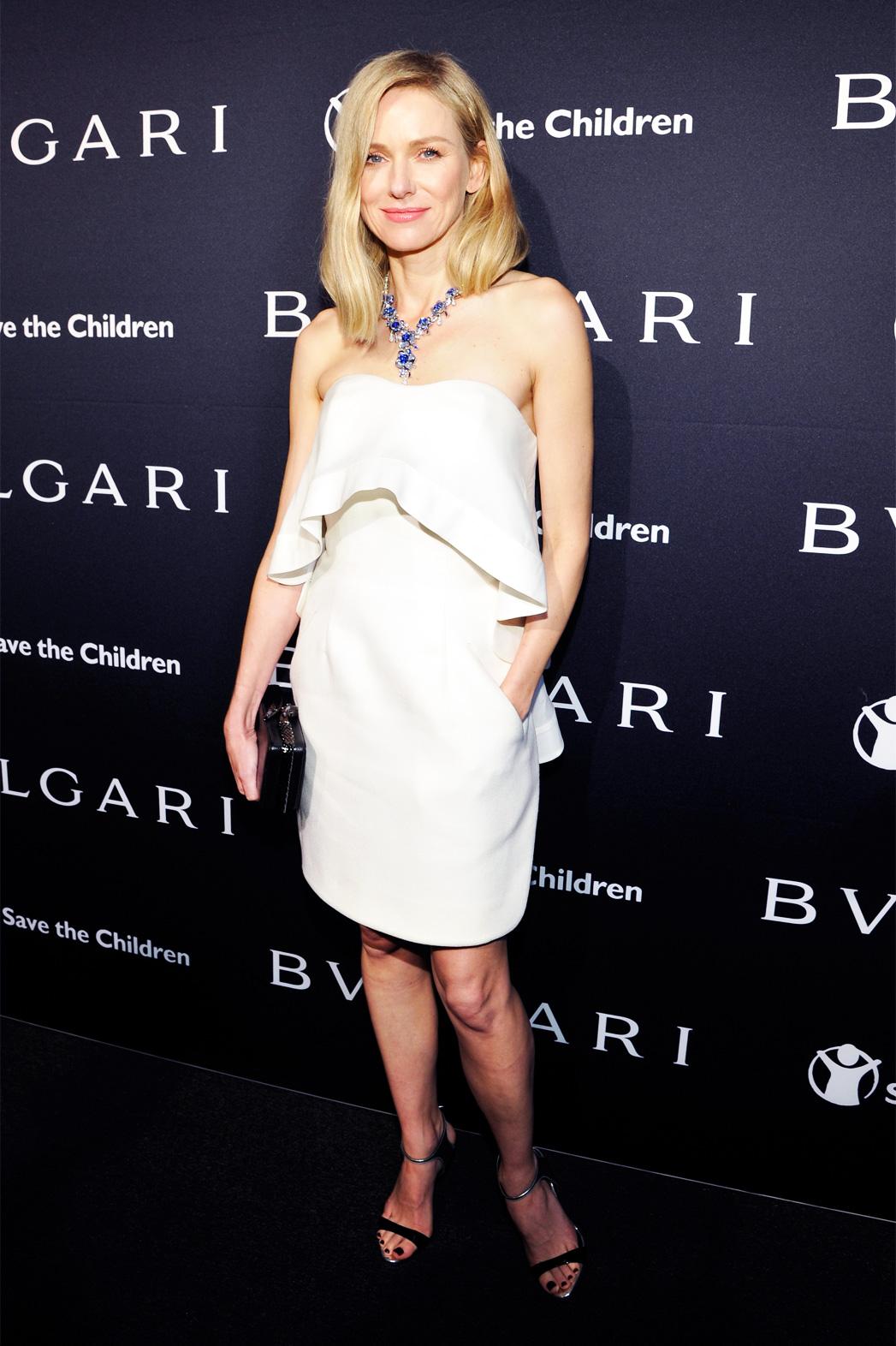 Naomi Watts at Bulgari - P 2015