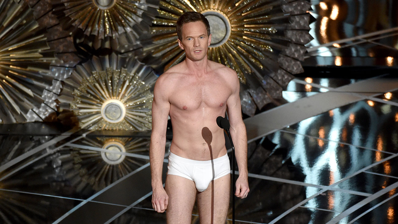 Neil Patrick Harris Tighty Whities - H 2015