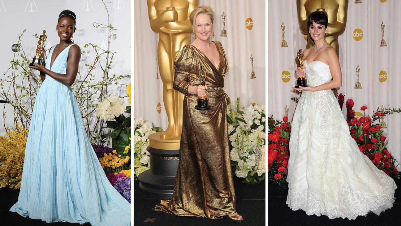 Oscar Winners' Dress Colors - H 2015