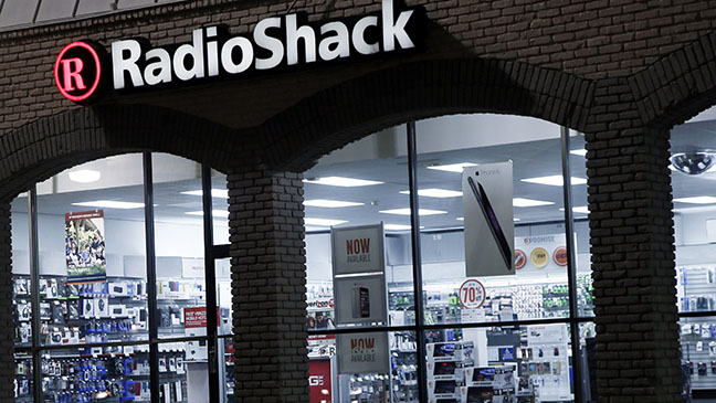 radioshack - H 2015