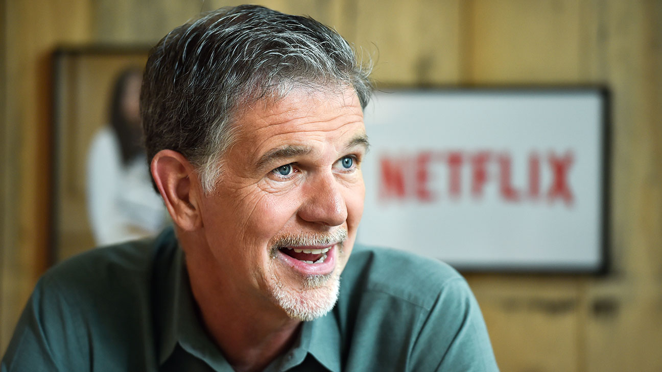 Reed Hastings Netflix - H 2015