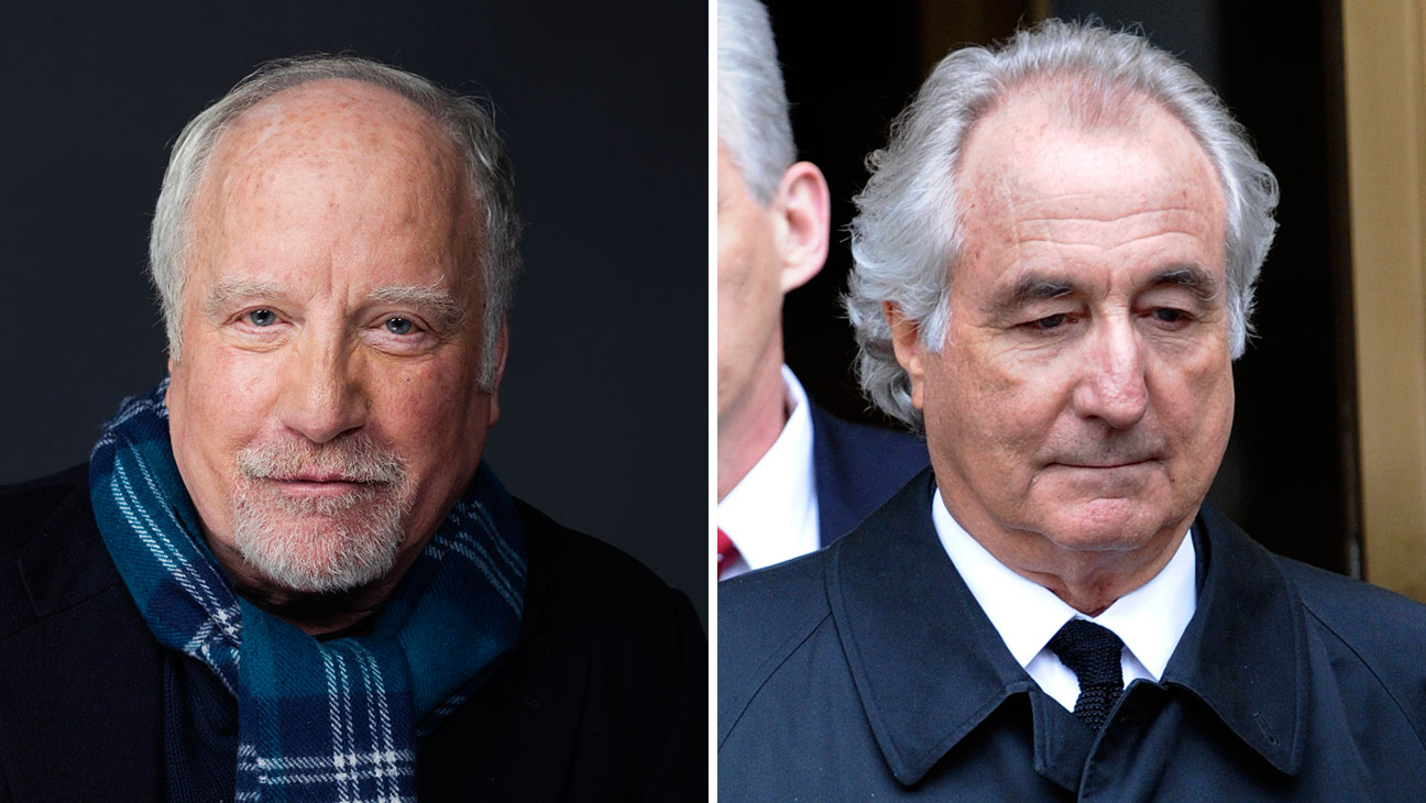 Richard Dreyfuss Bernie Madoff Split - H 2015