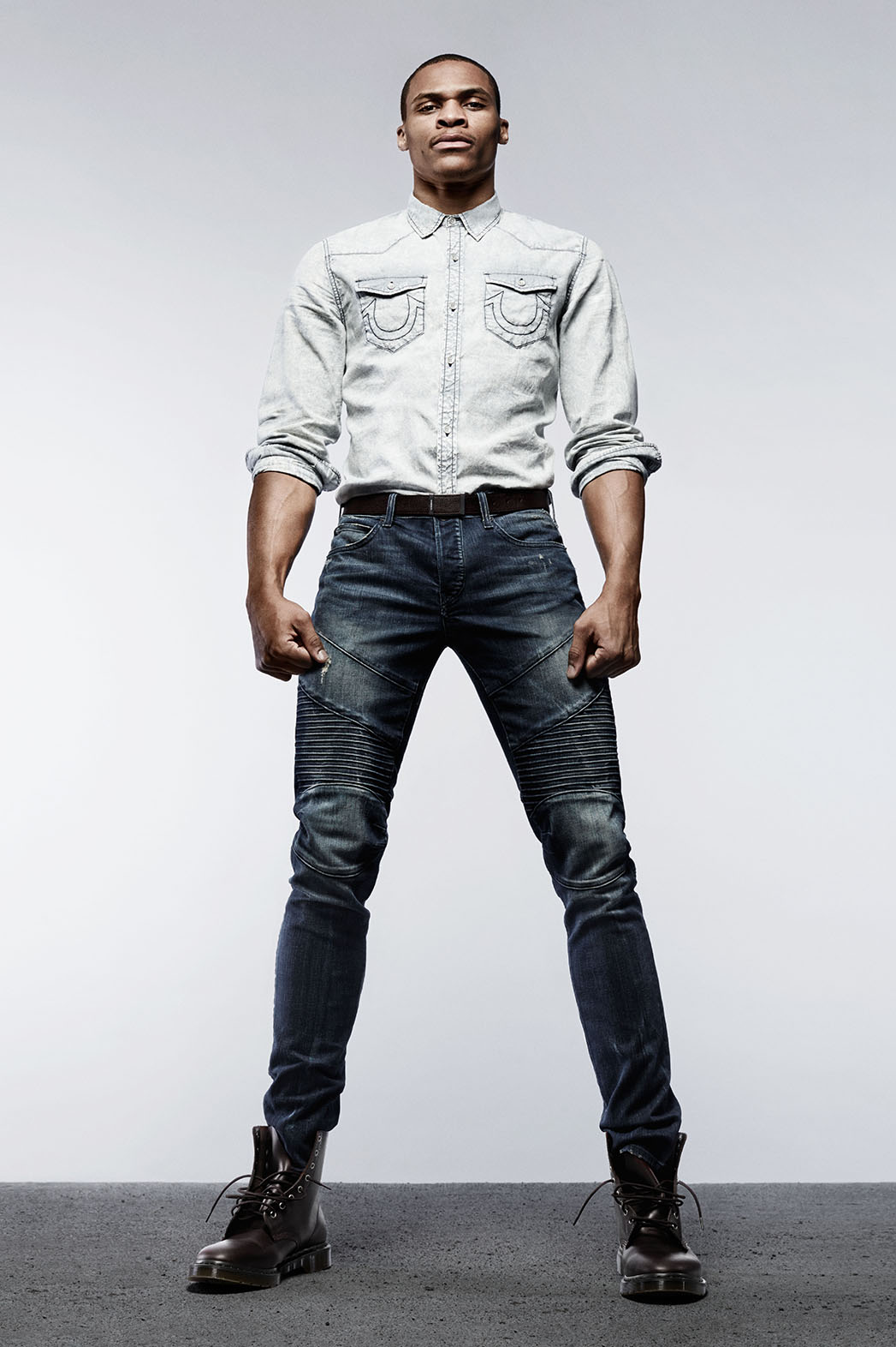 Russell Westbrook True Religion - P 2015