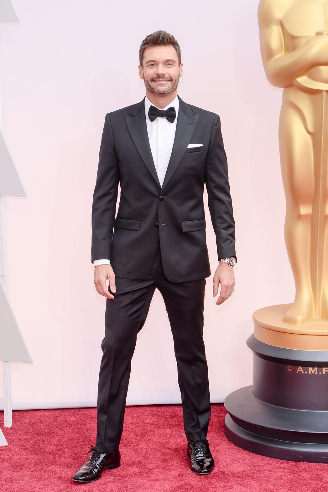 Ryan Seacrest Red Carpet - P 2015