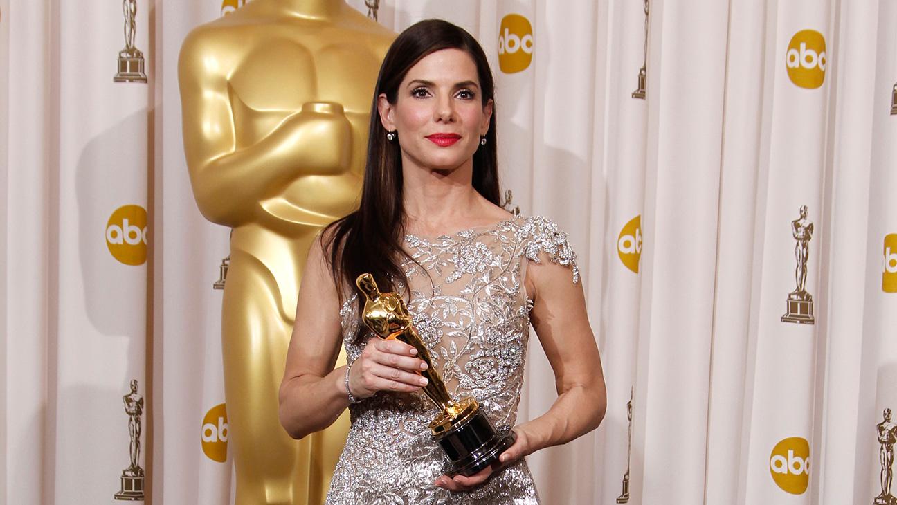 Sandra Bullock Oscar - H 2015